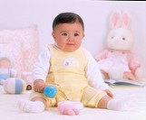 8 months old Baby, Child, Japan