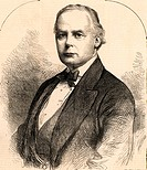 Charles Bradlaugh 1833_1891 English politician, free_thinker and social reformer, born Hoxton, London. Lectured under the name 'Iconoclast'. Elected M...