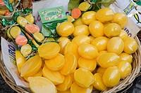 Souvenir, Lemon soap, Amarfitana, Italy