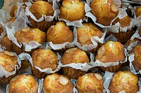 Spain  Vic  Seling traditional pastry