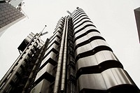 The LLoyds Building, London, UK, United Kingdom