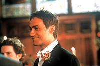 movie, The Best Man, GBR 2005, director: Stefan Schwartz, scene with: Stuart Townsend, comedy, portrait, profile,
