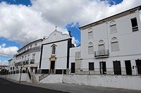 Santo Andre church, Estremoz, area Evora, region Alentejo, Portugal