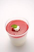 Strawberry_Rhubarb Pudding