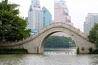 China, Guangdong, Guangzhou, Lychee Park