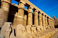 Karnak Temple, Luxor, Egypt