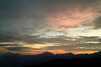 Taiwan, Moody sky