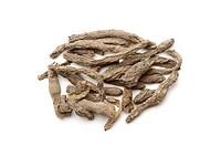Chinese medicinal herbs, still life
