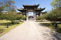 China, Yunnan Province, Jianshui, Confucian Temple