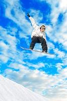 Snowboarder _ Sport _ Snowboarding