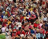 Peru, Pisac, Pisac Market