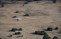 airstrip in Lower Zambezi National Park, Zambia