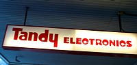 Tandy Electronics Sign.Agent 109 Ewing