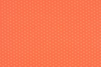 Orange art paper with polka dots