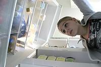 Teenager refrigerator