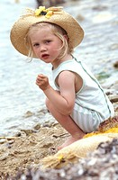 Child beach