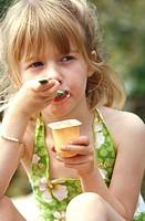 Child yoghurt