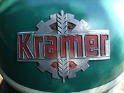 Alter Traktor, old tractor, Kramer