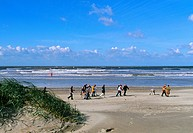Belgium _ Oostduinkerke _ Koksijde _ North Sea