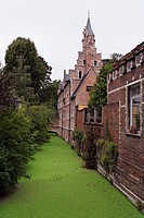 Belgium _ Flanders _ Mechelen _ Groen Waterke