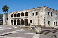 Dominican Republic _ Santo Domingo _ Colonial Zone _ Alcázar de Colón