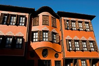 Bulgaria _ North_West Region _ Rhodope Mountains _ Plovdiv _ Old City _ Georgiady House _ Museum of History