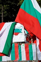 Bulgaria _ Sofia _ Capital City _ Flag