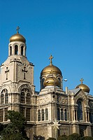 Bulgaria _ coast _ northern Black Sea _ Varna _ Cathedral of the Assumption