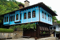 Bulgaria _ Northern Region _ Balkan Mountains Stara Planina _ Gabrovo area _ Etara ethnographic museum village