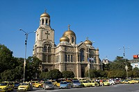 Bulgaria _ coast _ Black Sea _ Varna _ Cathedral of the Assumption
