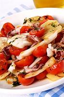 squids salad