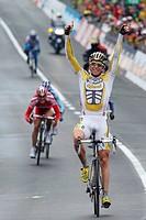 edvald boasson hagen, chiavenna 2009, 92nd giro d´italia, 7th stage innsbruck_chiavenna