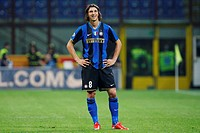 zlatan ibrahimovic, milano 2009, serie a football championship 2008_2009, inter_siena 3_0