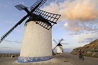 Windmills, La Mancha, Spain