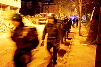 earthquake 2009 aprile, l´aquila, abruzzo, italy