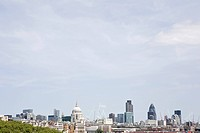 London skyline