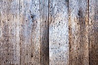 Full frame of a wooden fence