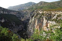 Grand Canyon du Verdon, Gorges du Verdon, Haute Provence, France,