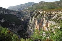 Grand Canyon du Verdon, Gorges du Verdon, Haute Provence, France,