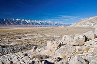 Owens Valley, California, USA