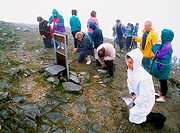 Croagh, Co Mayo, Ireland, Croagh Patrick Pilgrimage