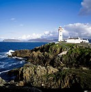 Fanad Lighthouse, Co Donegal, Ireland, 19th Century lighthouse