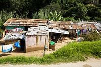 Chimaltenango,Guatemala,Central America,Slums