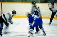 Hockey face_off