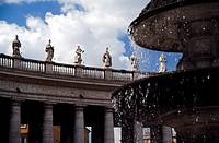 Balcony in Italy, Rome
