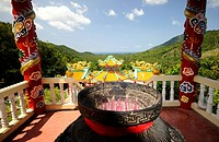 Kuan Yin Temple, Ko Phangan, Ko Pha Ngan, Thailand