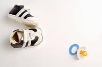 Pacifier, Shoes