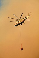 Firefighting Helicopter,
