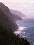Napali Coast State Park, Kauai, Hawaii