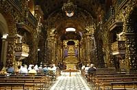 São Bento Monastery, Rio de Janeiro, Brazil